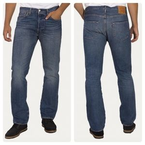 Levis 501 XX Original Straight Bubbles St Jeans